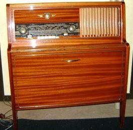 Philips radiogrammofon